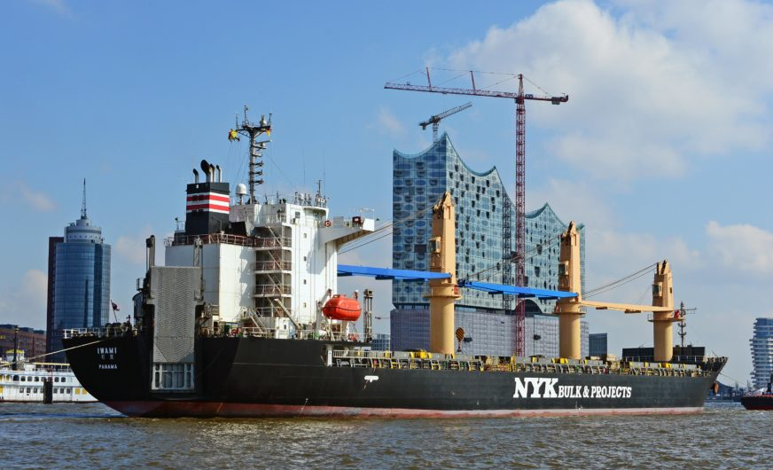 NYK Line to close its sales office in Vienna as of August