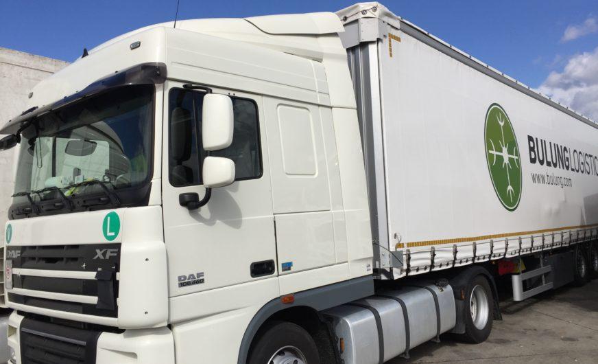 Bulung Logistics aus Schwechat drängt in neue Marktsegmente