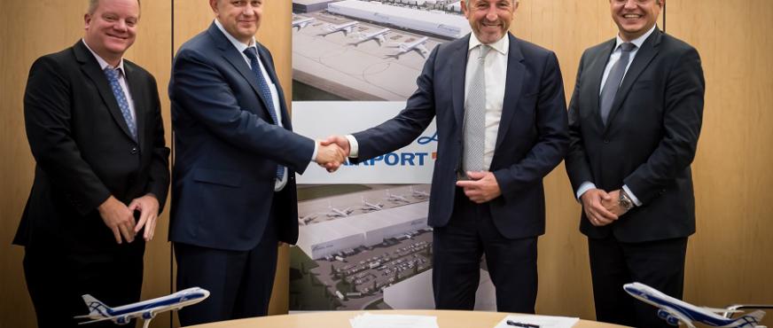 AirBridgeCargo etabliert Europa-Hub am Flughafen Lüttich