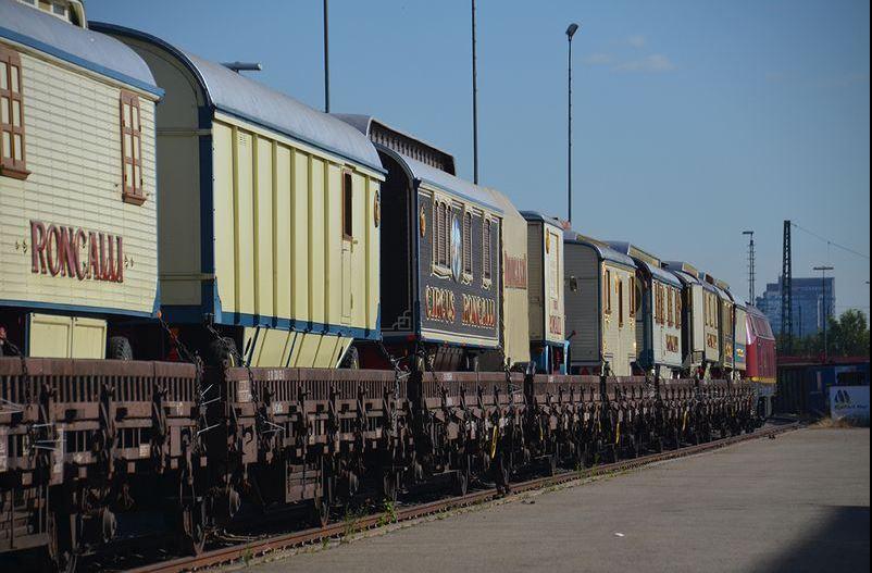 "Bahnlogistik: ""Drahtseilakt"" der Rail Cargo Group"