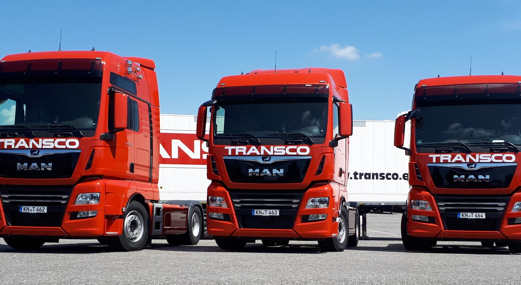 Ausbau der Zusammenarbeit zwischen ZF und Transco