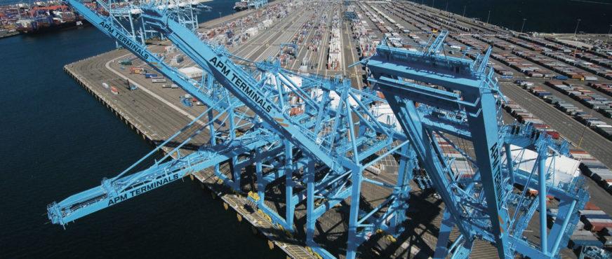 Hafen Rotterdam: APM Terminal testet 'Early Gate In'