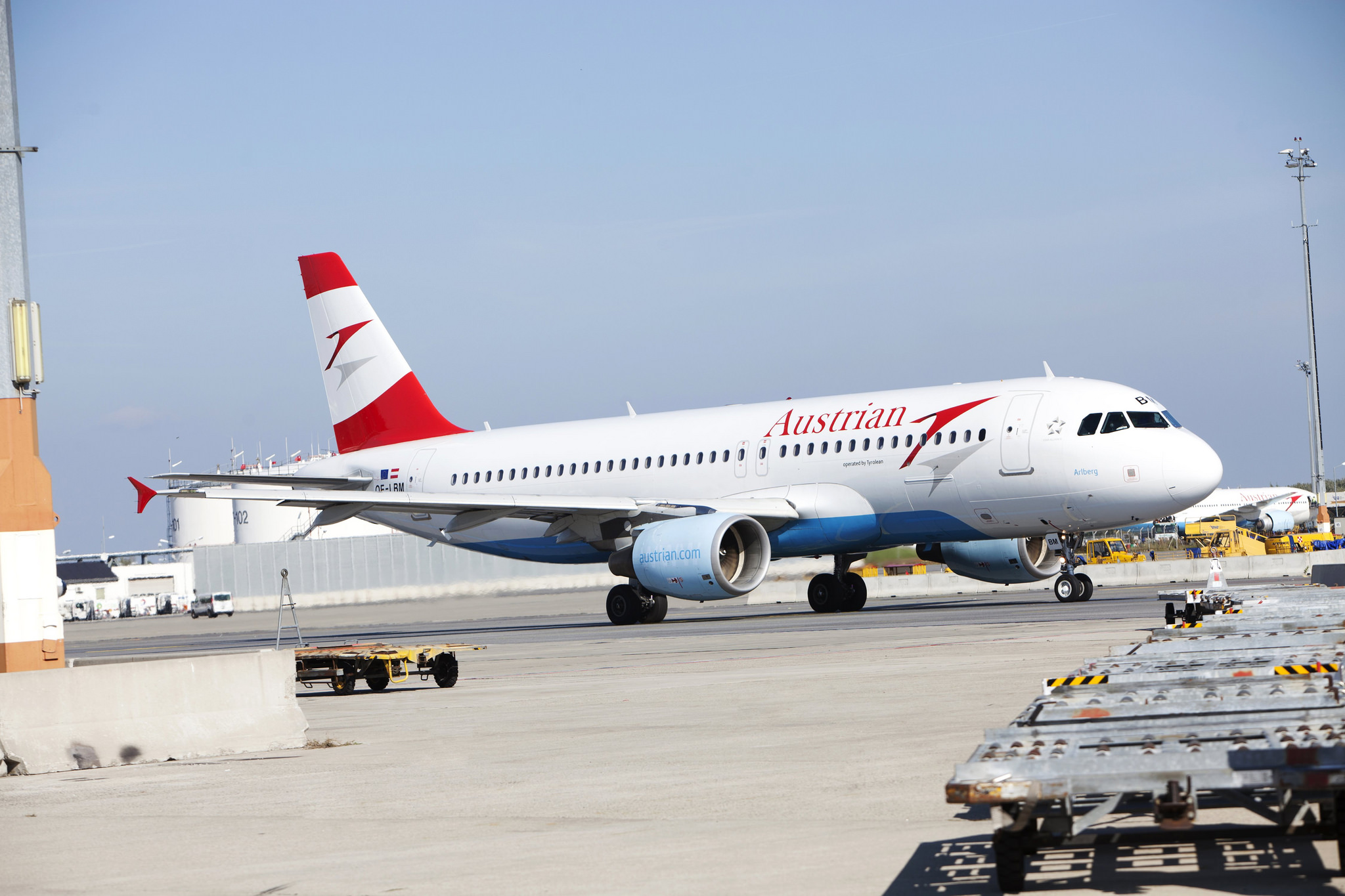 Austrian Airlines erweitert Angebot nach Tel Aviv
