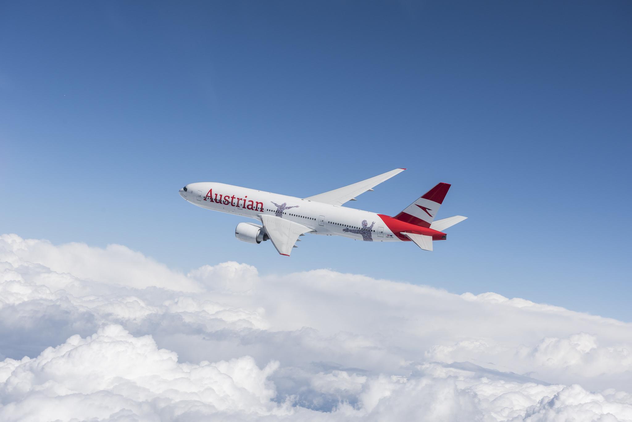 Austrian Airlines fliegt öfter nach Japan und Nordamerika