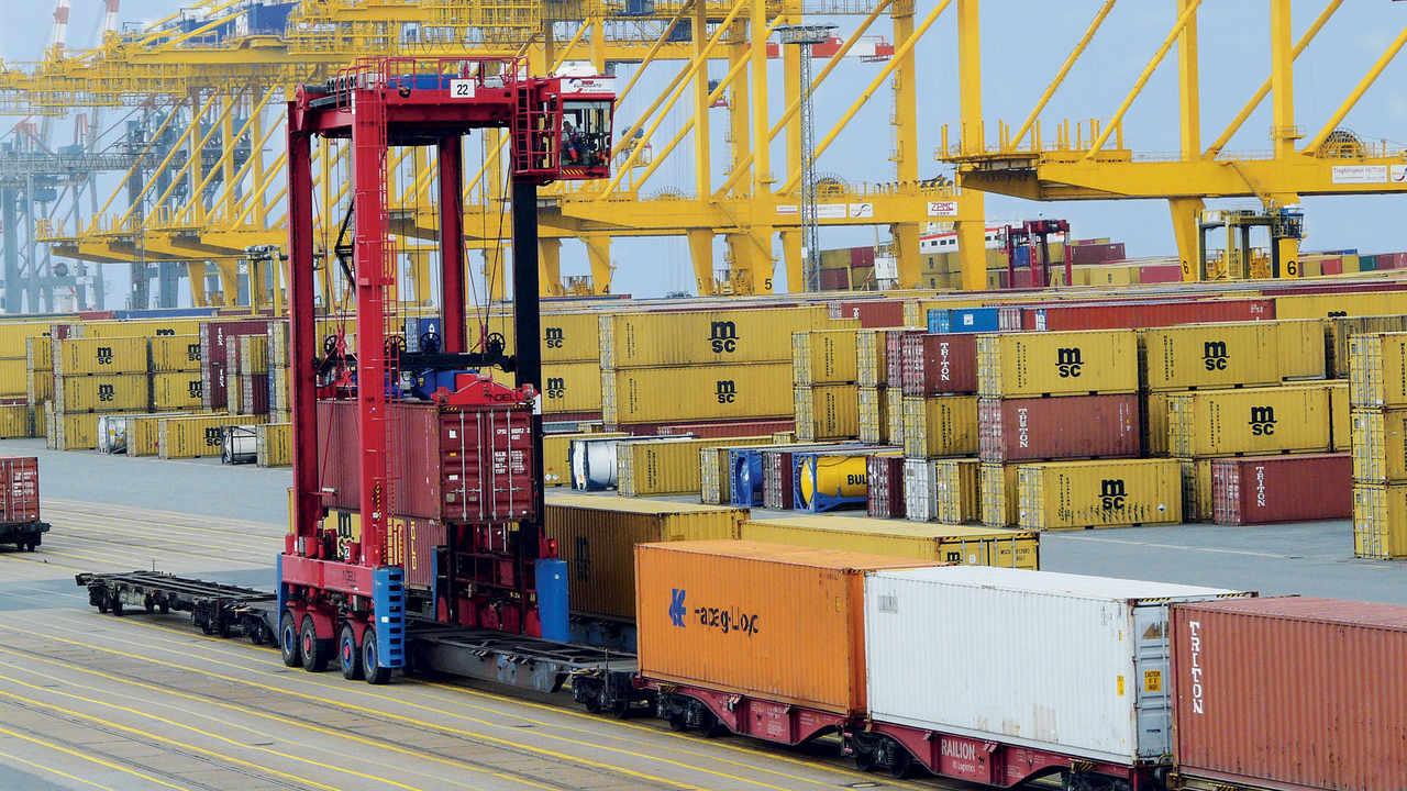 Betriebsführung 4.0 für die Bremische Hafeneisenbahn