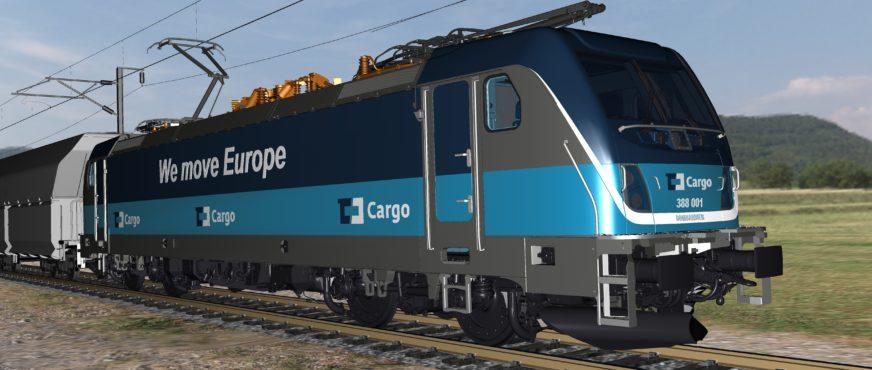 CD Cargo vergibt Lokomotiven-Großauftrag an Bombardier