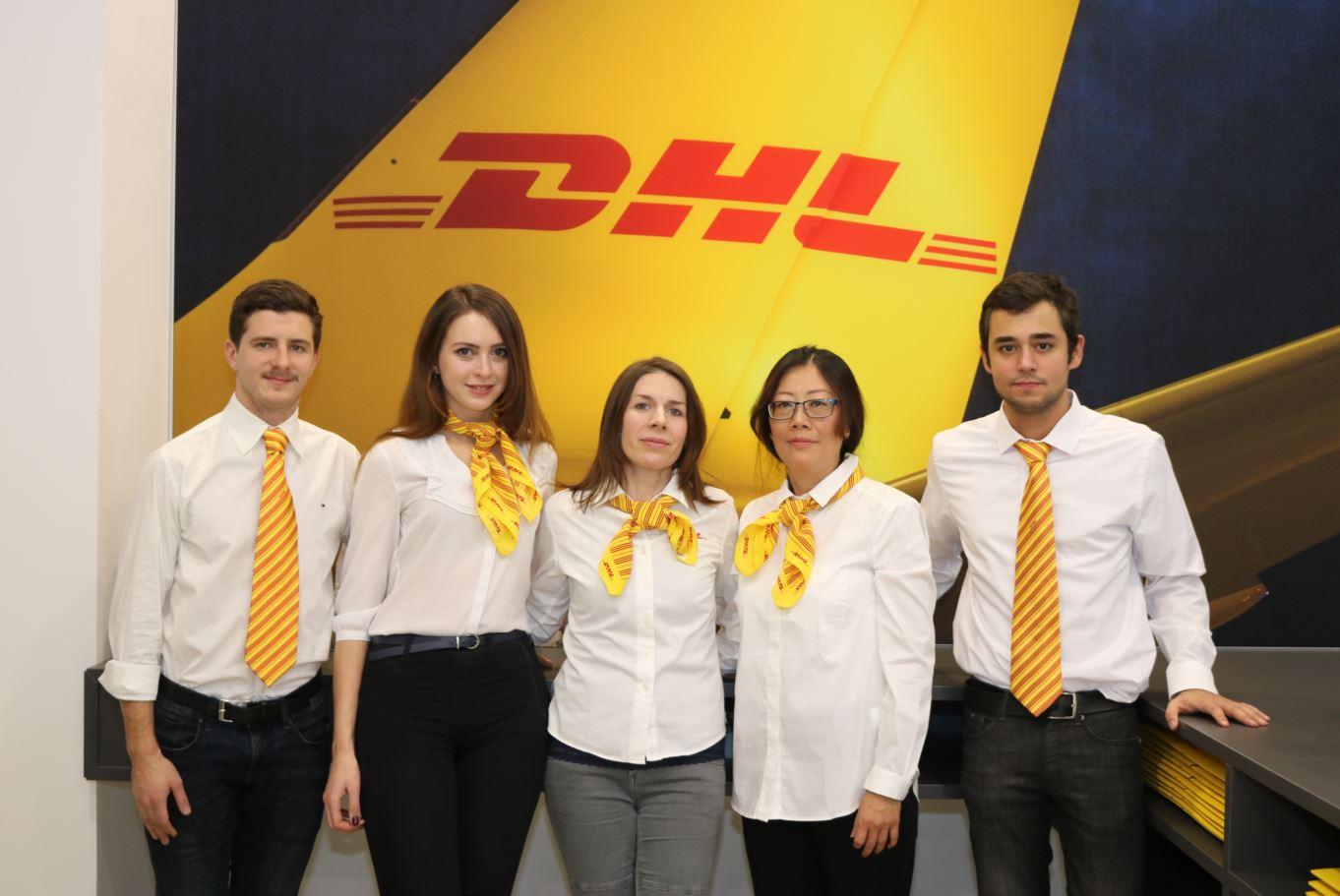 DHL Express eröffnet Flagship Store in der Wiener ...