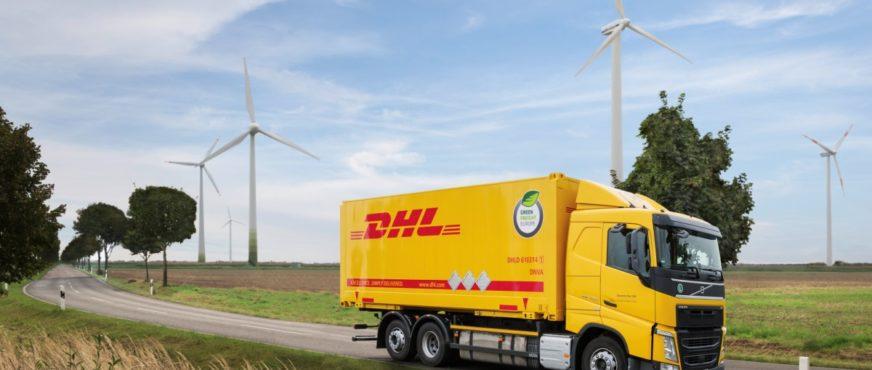 DHL bietet neu europaweite Liefertag-Option für Stückgut