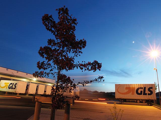 "GLS Austria eröffnet ""Öko-Depot"" in Vorarlberg"