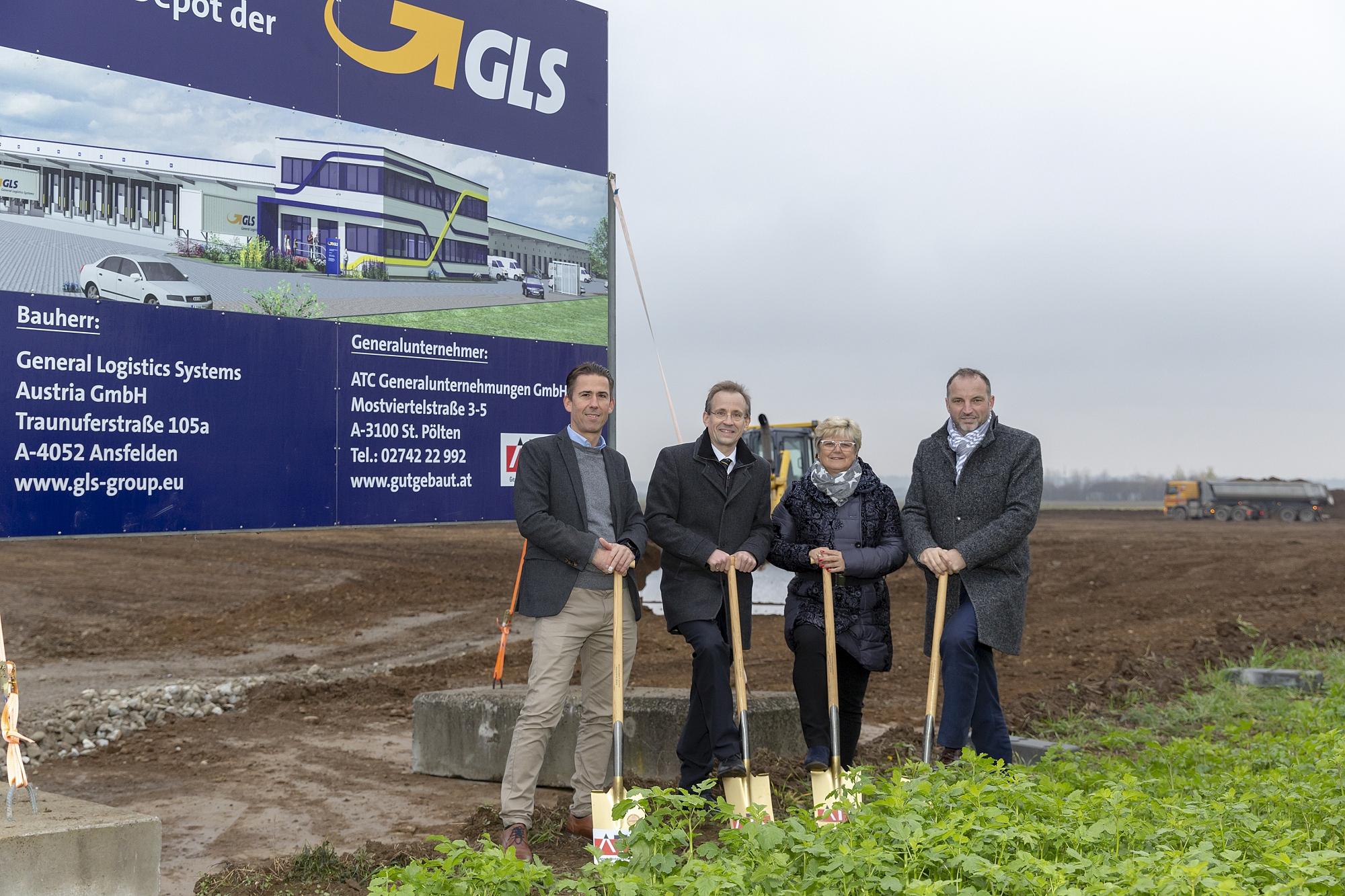 GLS investiert in Kalsdorf 9 Mio. Euro in Qualität und Wachstum
