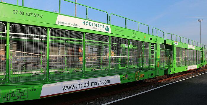 Hödlmayr-Bahnkonzept für das BMW-Werk in Leipzig