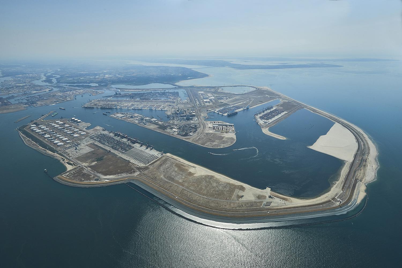 2018 brachte Rotterdam neuen Rekord im Containerumschlag