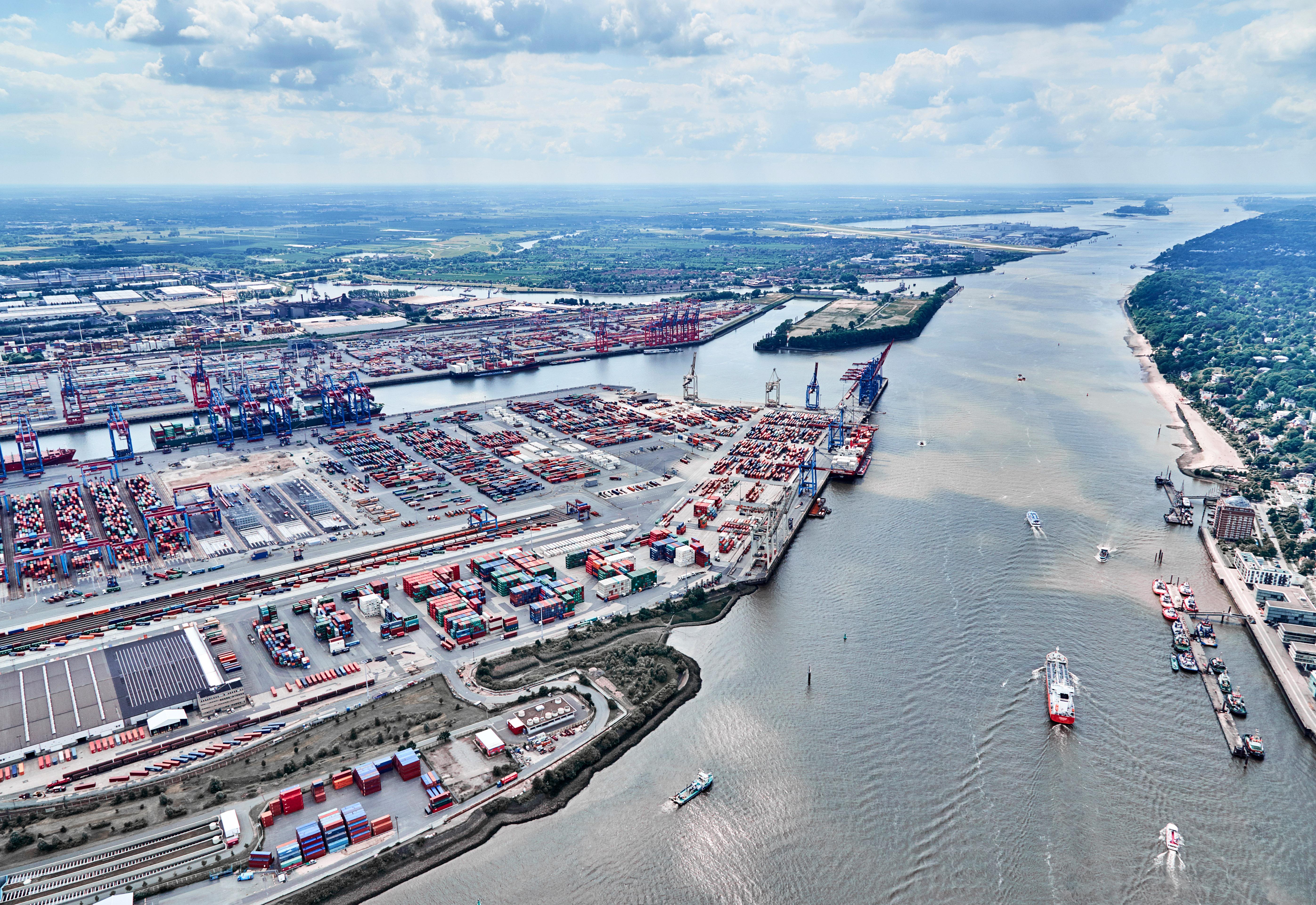 Hafenlogistiker HHLA will das Tor zur Zukunft sein