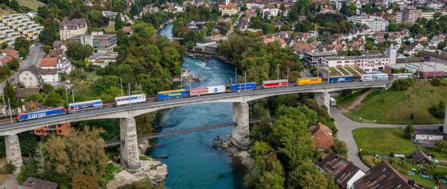 Hupac: Starkes Wachstum im Intermodalverkehr
