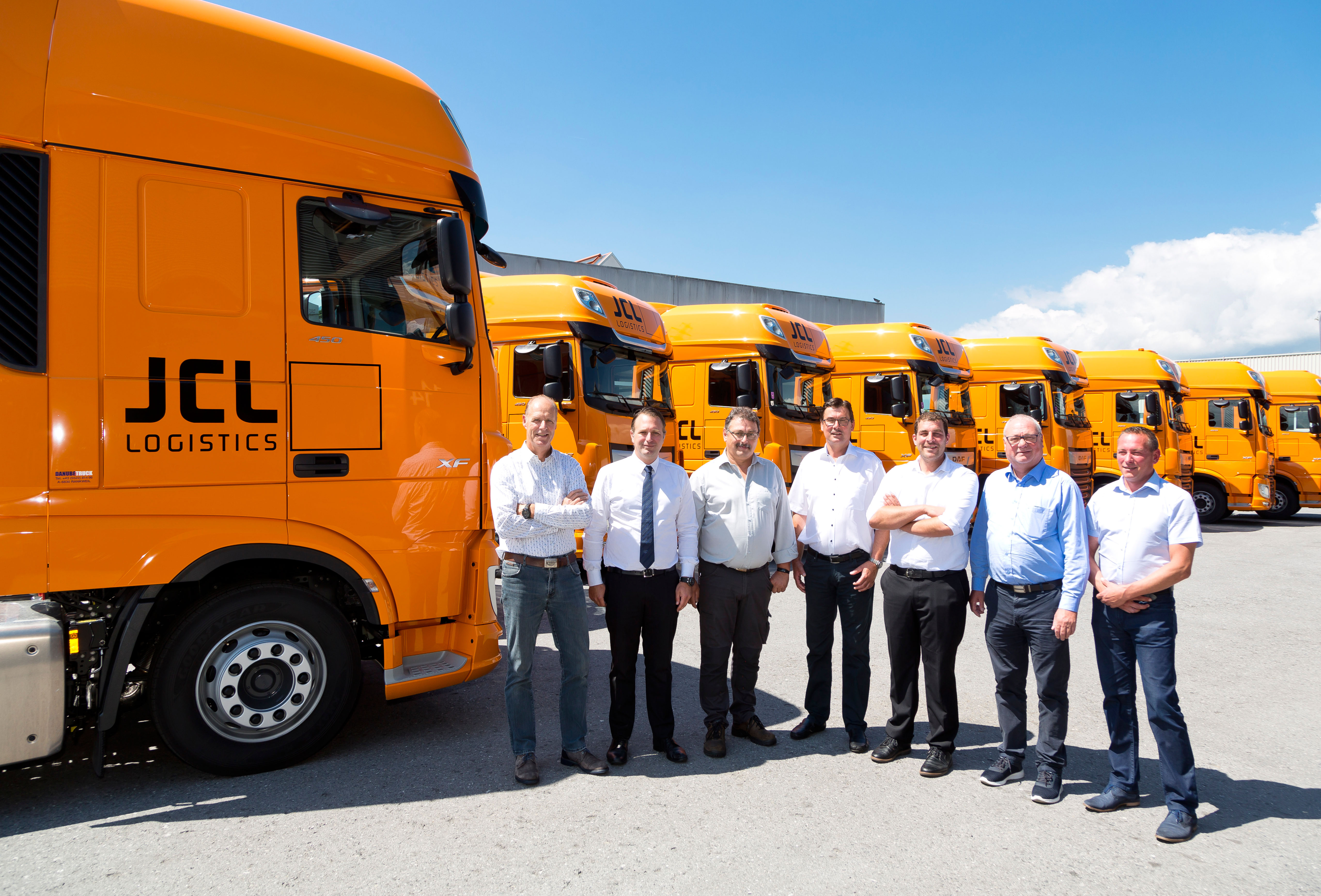 "JCL Logistics: ""Mit Umweltschutz fährt man besser!"""