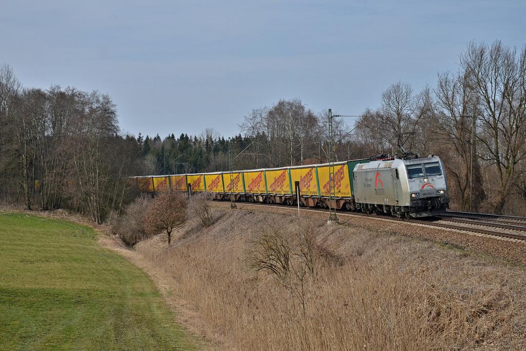 Nothegger und TX Logistik starten Ganzzuglinie Verona – Leipzig