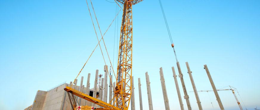 Prangl begleitet Bau des neuen Lidl Logistikzentrums