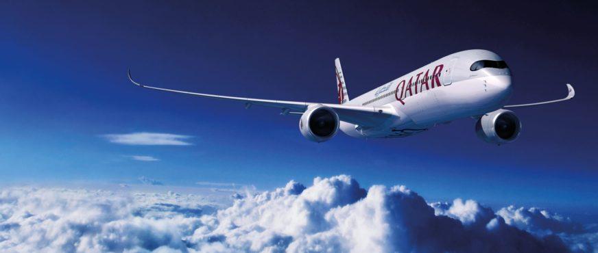 Qatar Airways kommt mit dem Airbus nach Wien