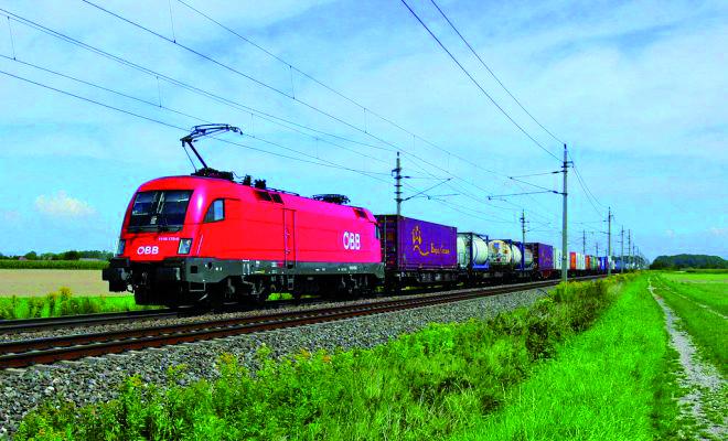 Bernhard Ebner wird Intermodal-Chef der Rail Cargo Group