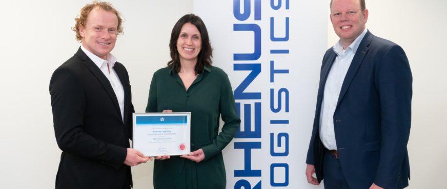 CEIV-Pharma-Zertifizierung der IATA für Rhenus Air & Ocean