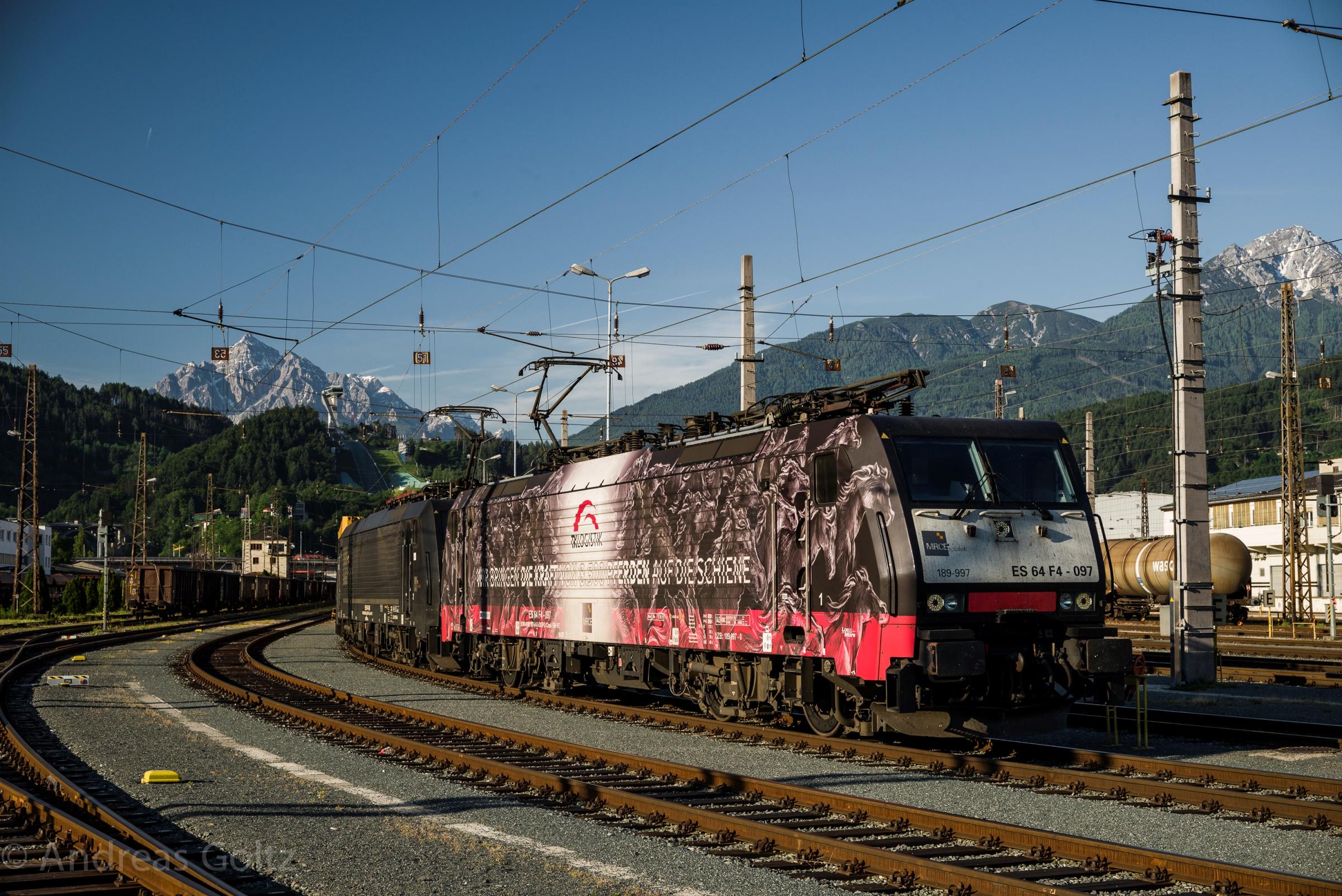 TX Logistik erhöht Frequenz zwischen Leipzig und Verona
