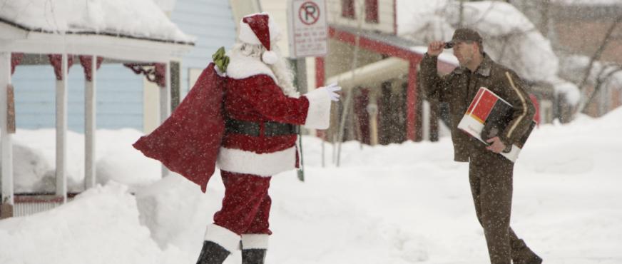 Weihnachtszeit beschert UPS rund 800 Mio. Pakete