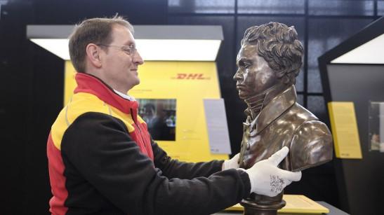 DHL: Maßgeschneiderte Transportlogistik für Beethoven-Tour