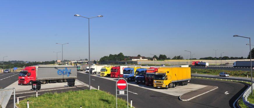 Asfinag verbessert Angebot für den Lkw-Schwerverkehr