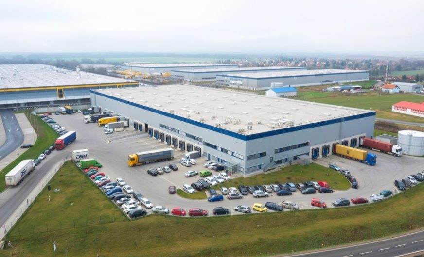 cargo-partner: expansion at the Czech location