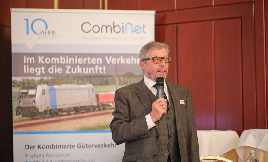 CombiNet: Herbert Peherstorfer verabschiedet sich als Obmann