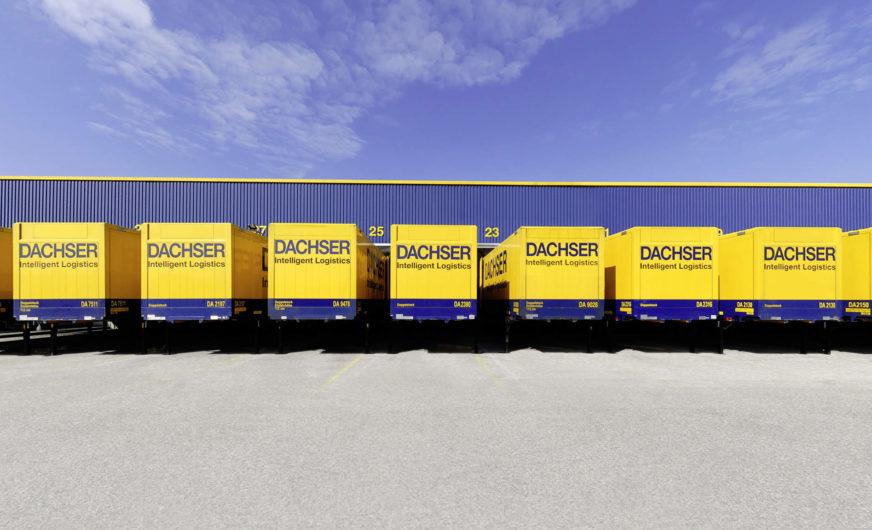 Dachser schafft mehr Logistikkapazität in Ostrava
