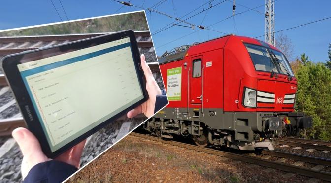DB Cargo: FRED-App für die Triebfahrzeugführer