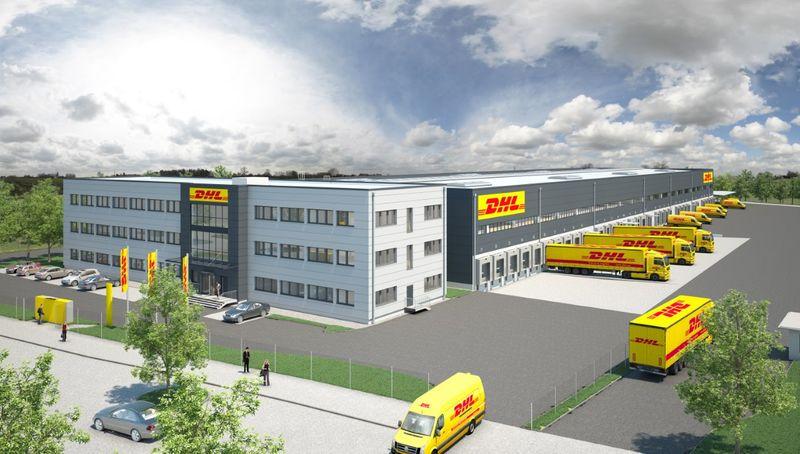 DHL Paket kappt eigenes Netzwerk in Österreich