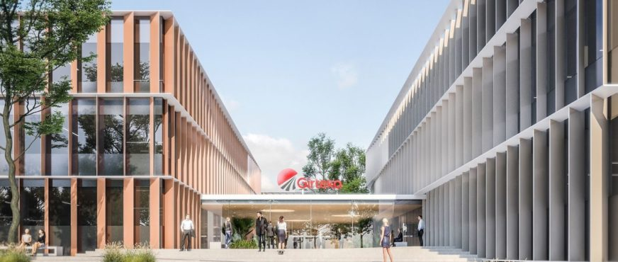 Girteka Logistics is investing EUR 60 million in new global headquarters