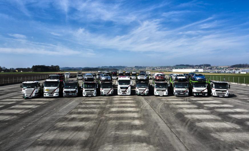 Hödlmayr International AG ist seit kurzem Logistikpartner von Tesla