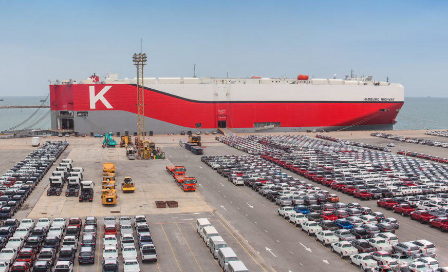 "Reedereigruppe ""K"" Line feiert 100-jähriges Bestehen"