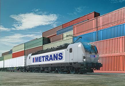 Metrans-Gruppe bestellt zehn Stück Vectron-Mehrsystemlokomotiven