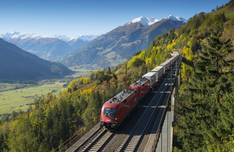 TransFER Wolfurt-Trieste der Rail Cargo Group startet in Kürze