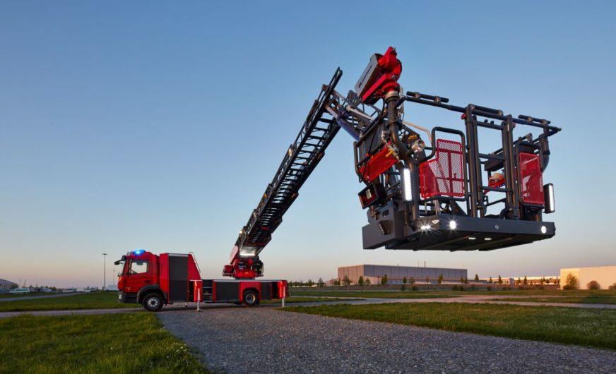 Rosenbauer International: Neues Logistikzentrum in Asten bei Linz