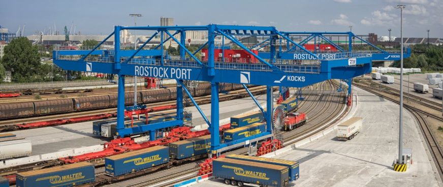 Transportlogistiker LKW Walter baut Ostseeverkehre aus