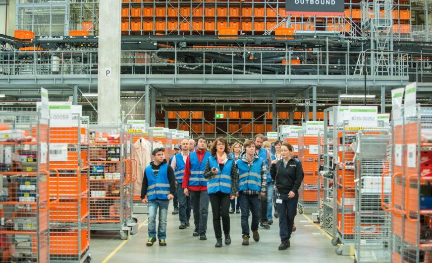 Logistikbranche glänzt mit viel Dynamik und Perspektiven