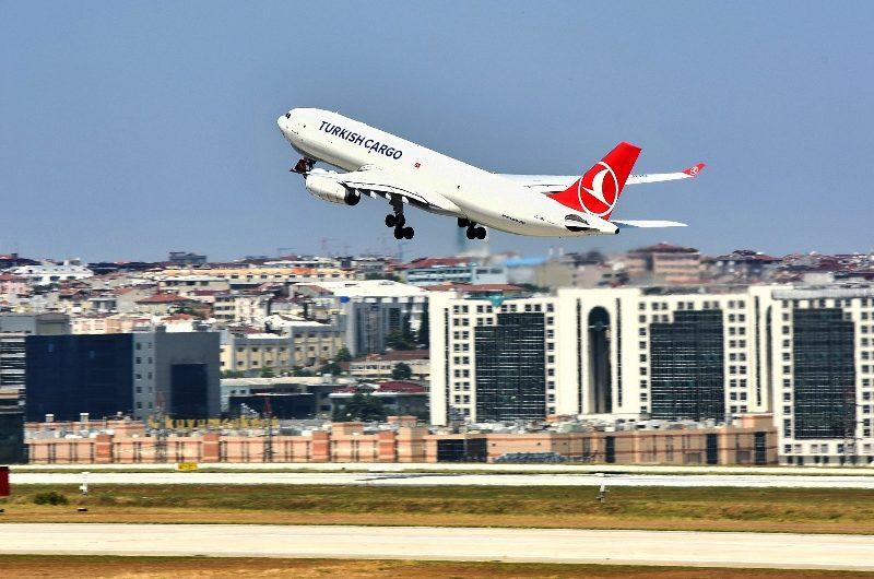 Turkish Cargo wächst in einem schrumpfenden Luftfrachtmarkt