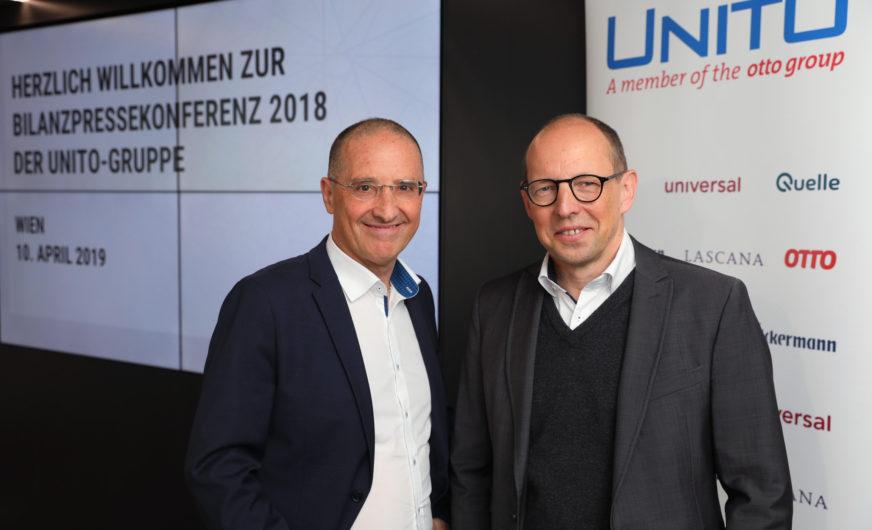Unito-Gruppe investiert weiter in die Logistik