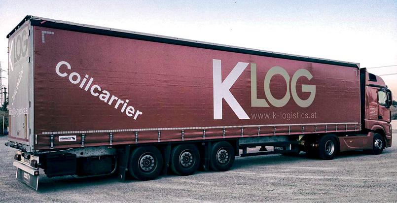 K-Logistics GmbH: 15 Jahre  im Zeichen der UK-Transportlogistik