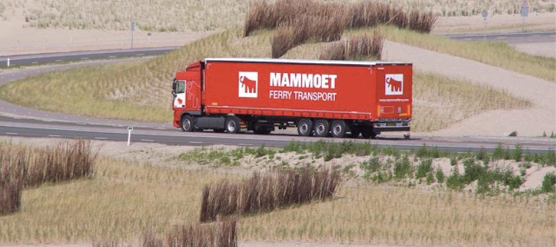 "Mammoet Ferry Transport  hält trotz ""Brexit"" die Spur"