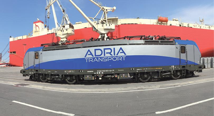 Adria Transport streckt die Fühler  über die Grenzen Sloweniens hinaus