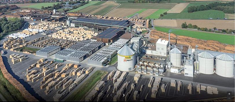 Bayerische Holzindustrie verschifft jetzt auch über den Hafen Triest