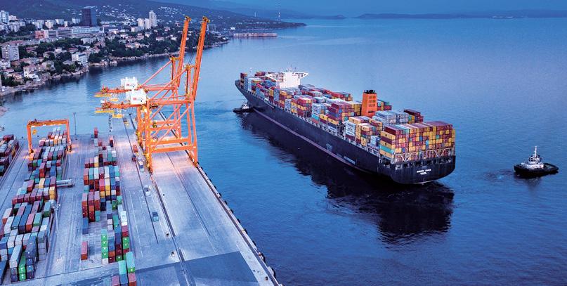 """Hafen Rijeka bekommt einen  echten """"Game Changer"""""""