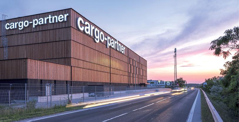 Für cargo-partner bleibt Ungarn ein zentraler Punkt auf der Landkarte