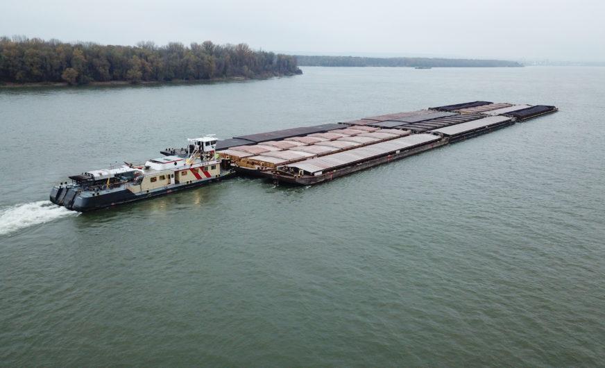 Jubiläum: 190 Jahre Binnenschifffahrt auf der Wasserstraße Donau